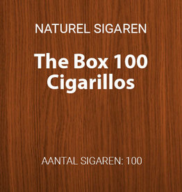 The Box '100' Cigarillos