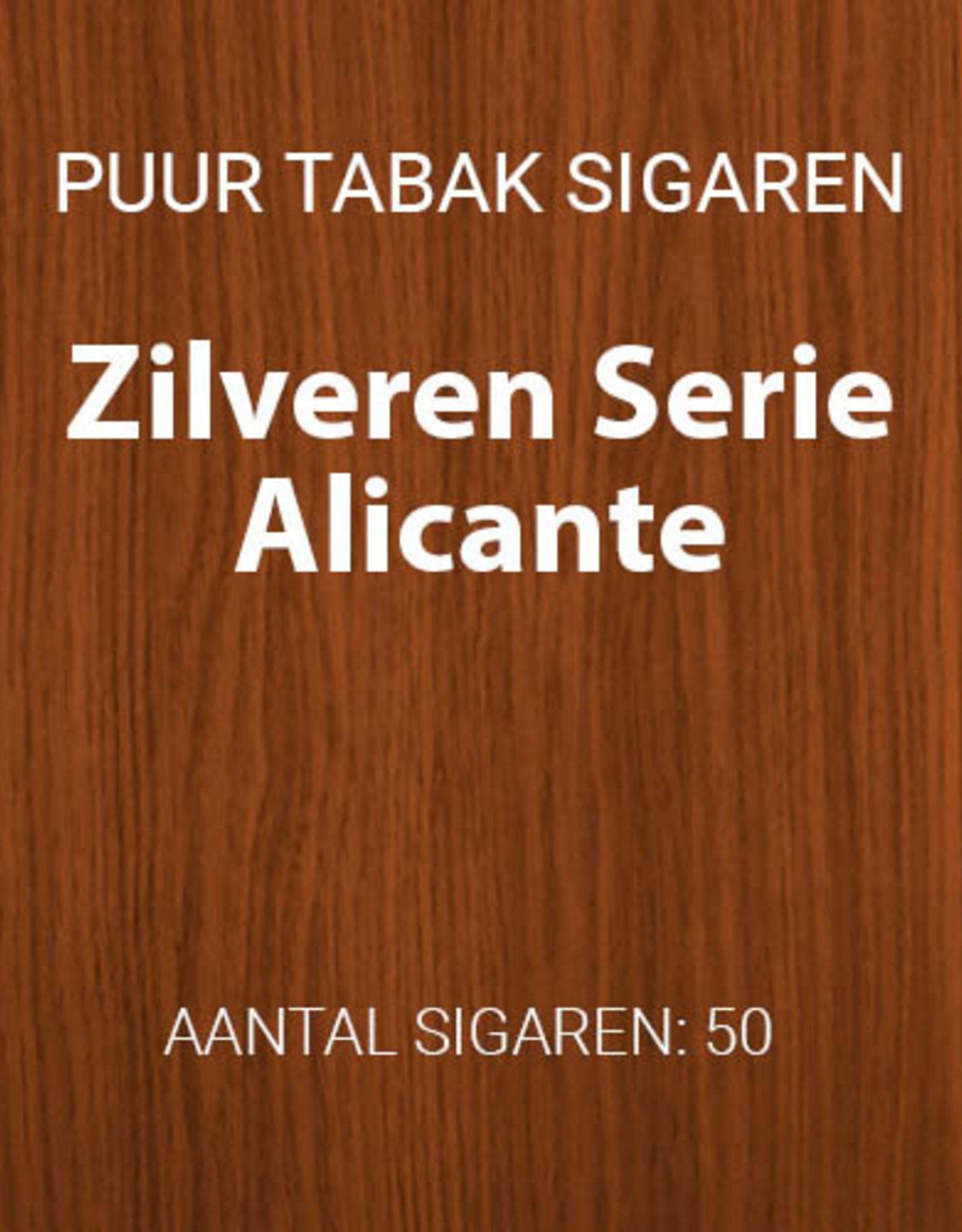 Zilveren serie Alicante Half Corona