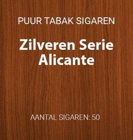 Zilveren serie Alicante