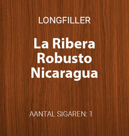 La Ribera Robusto Nicaragua