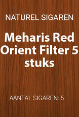 Meharis Mehari's Red Orient FILTER 5 stuks