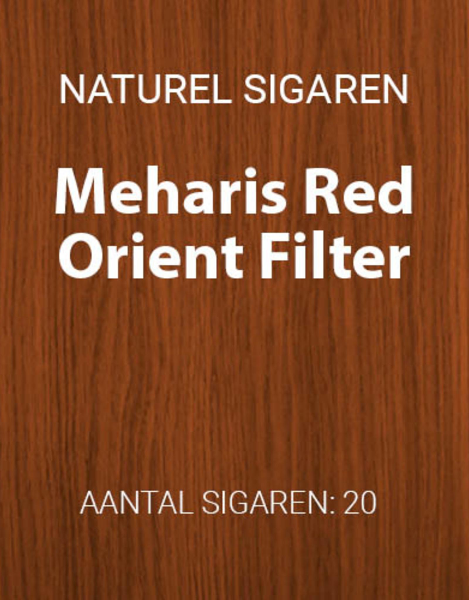 Meharis Mehari's Red Orient FILTER