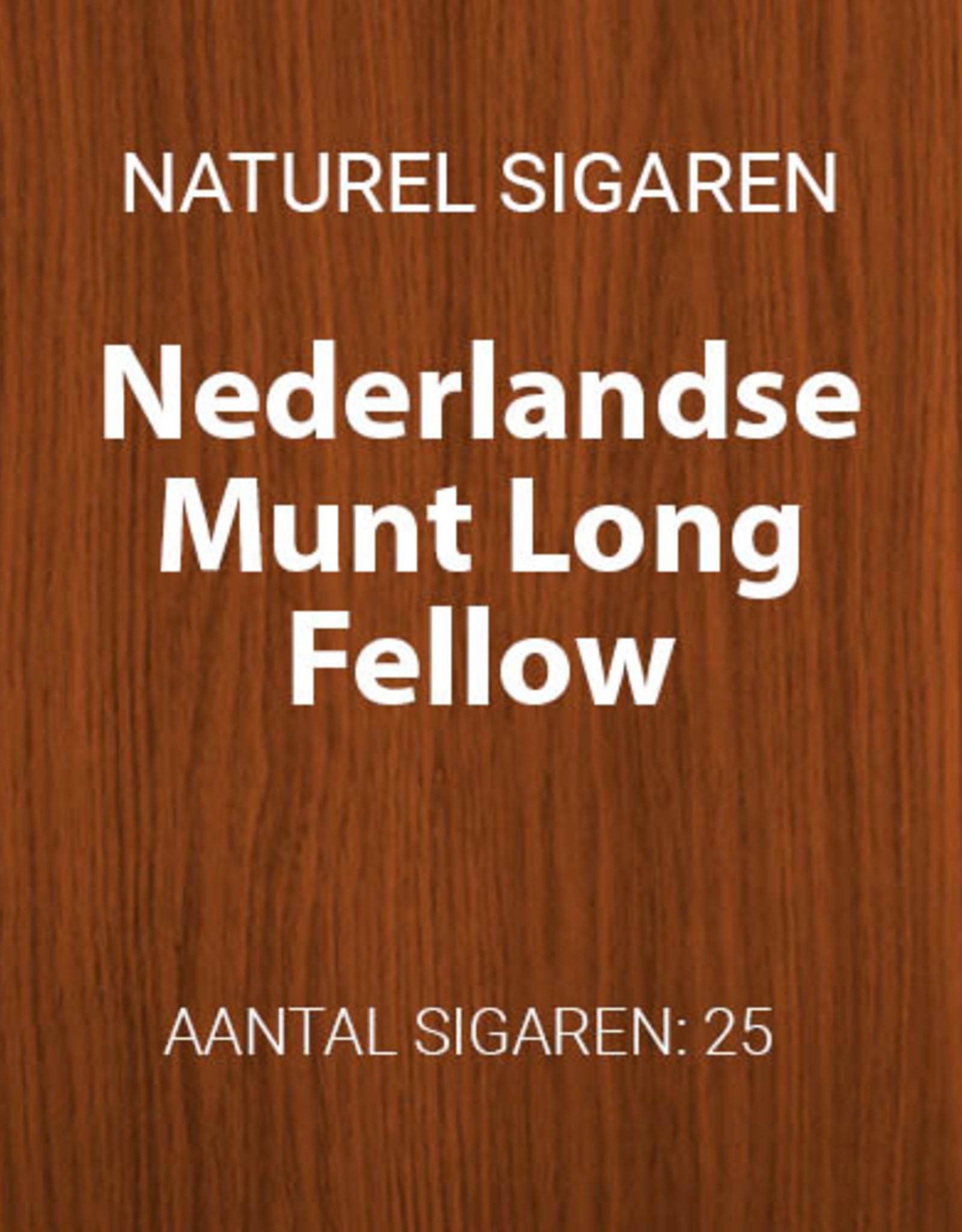 Nederlandse Munt Long Fellow panatella