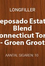 Reposado Estate Blend Connecticut (Groen, groot)