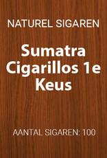 Sumatra Cigarillos 1e keus
