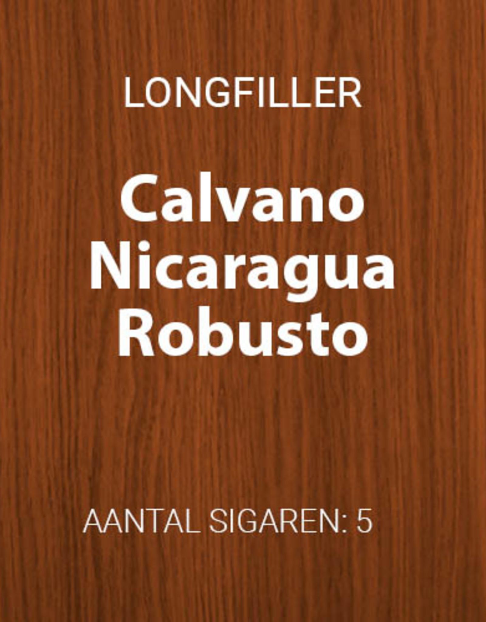 Calvano Nicaragua Robusto