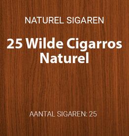 25 Wilde Cigarros Naturel