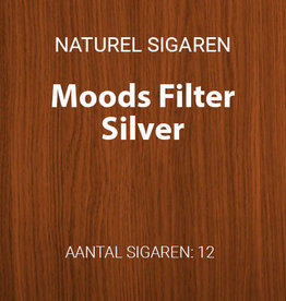 Ritmeester Moods Filter Silver