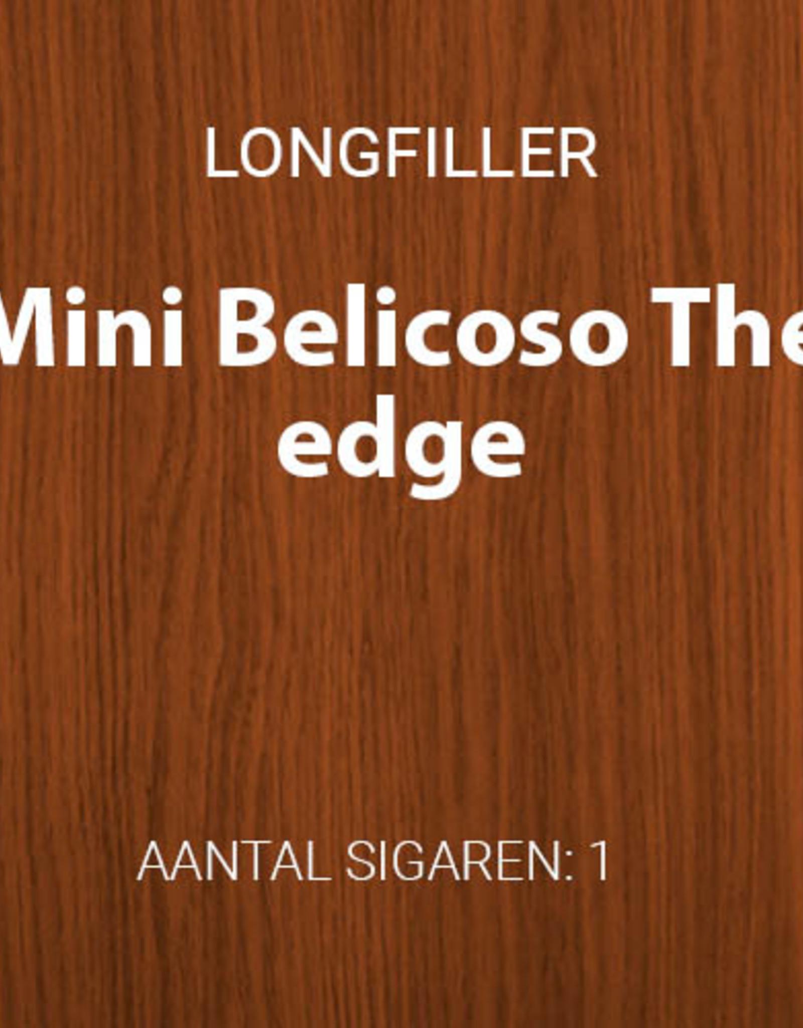 Mini Belicoso The Edge
