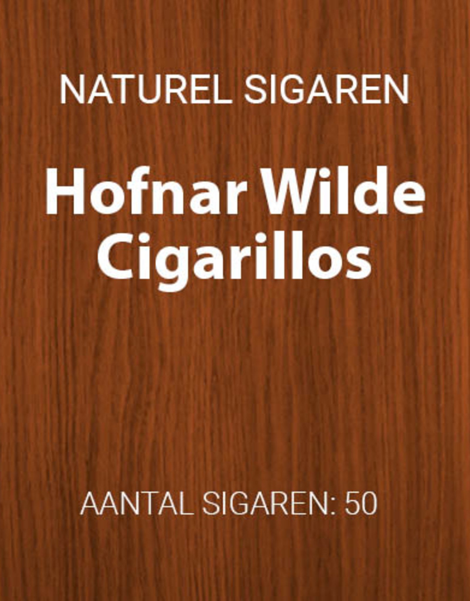 Hofnar Wilde Cigarillos