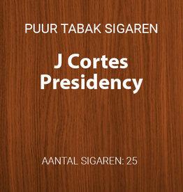 J. Cortes Presidency