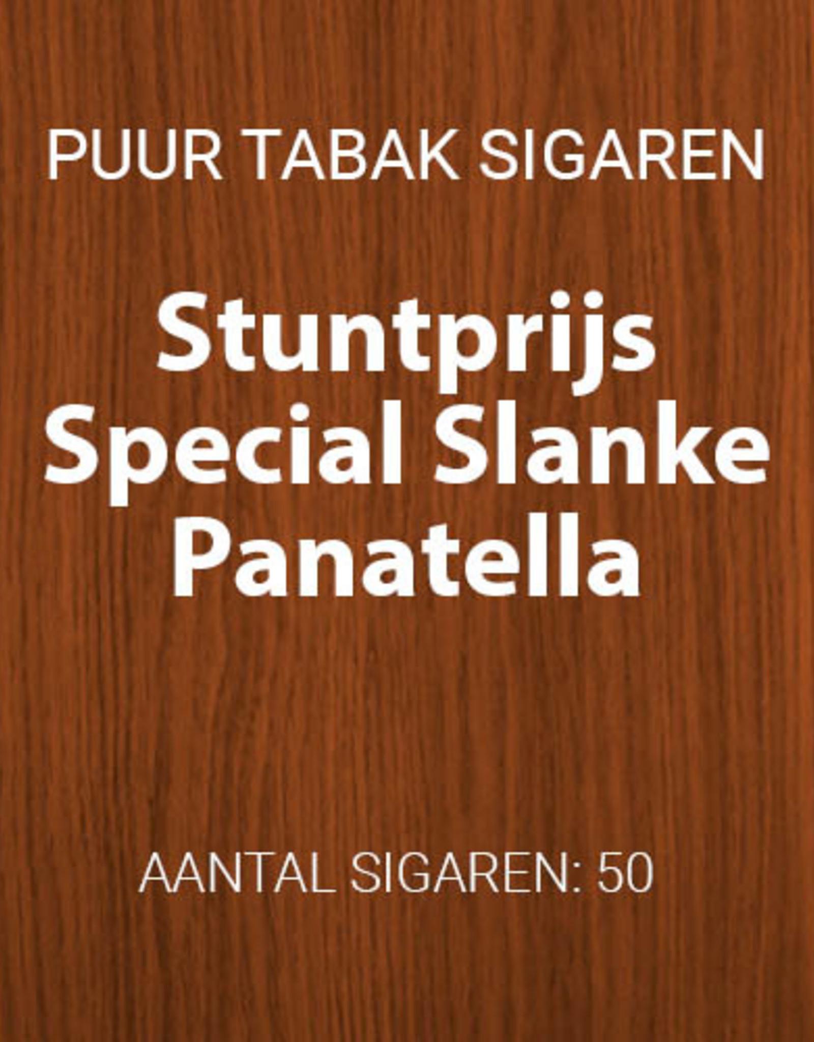 Stuntprijs Slanke Panatella