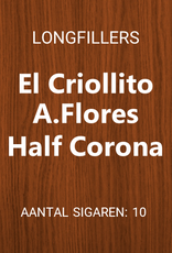 El Criollito Rosado El Criollito half corona