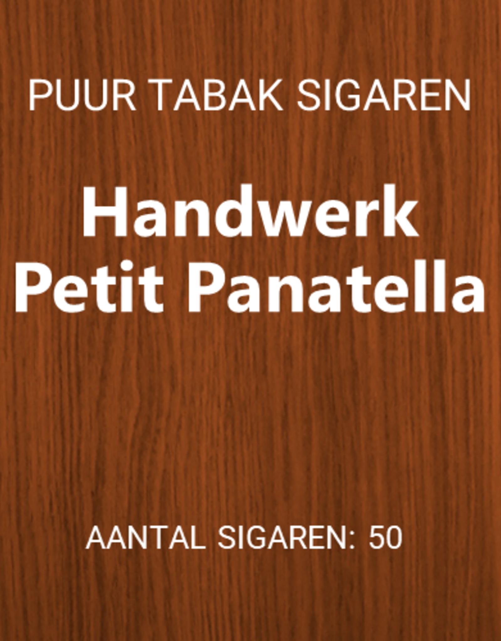 Handwerk Petit Panatella