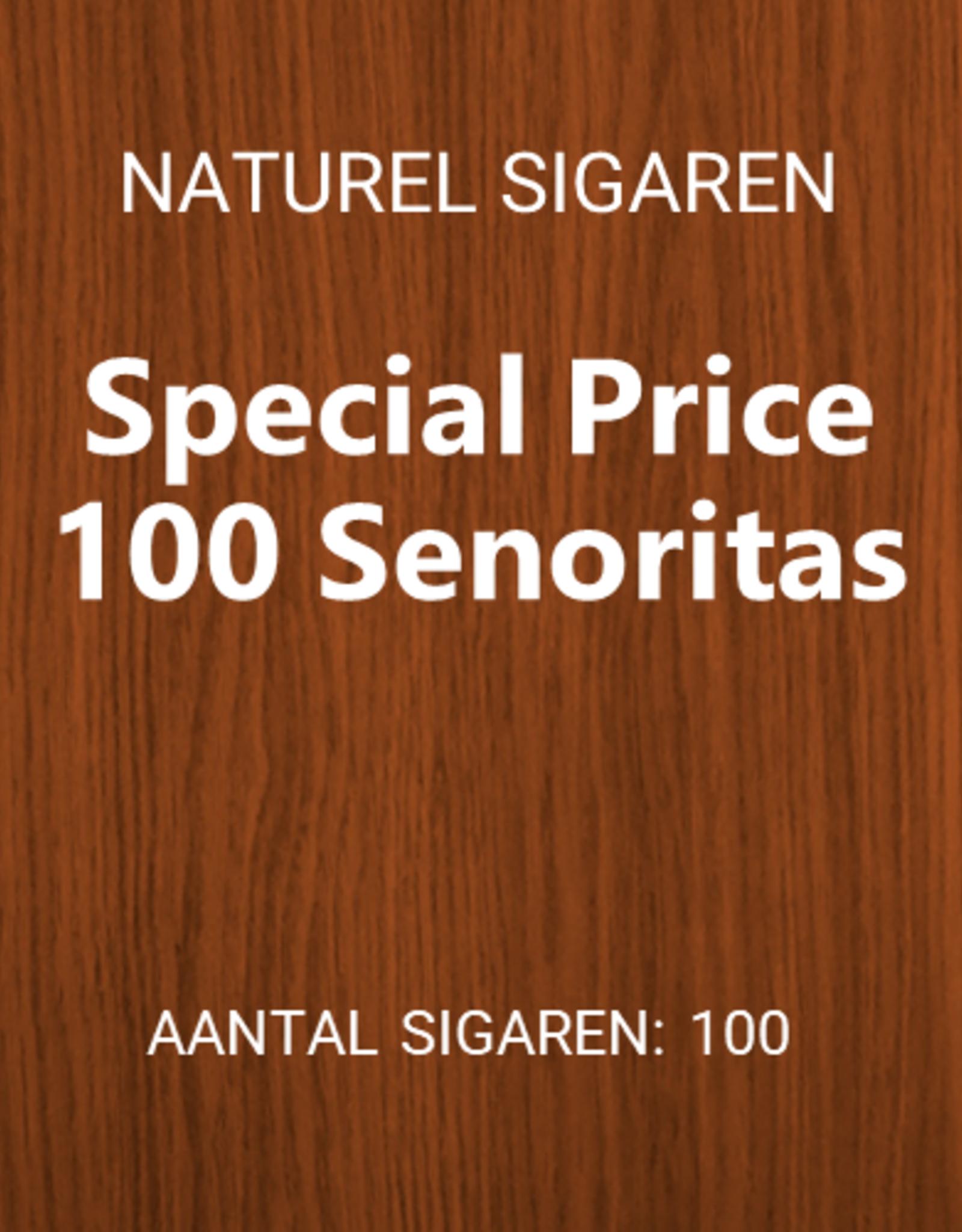 Special Price Special Price 100 Senoritas
