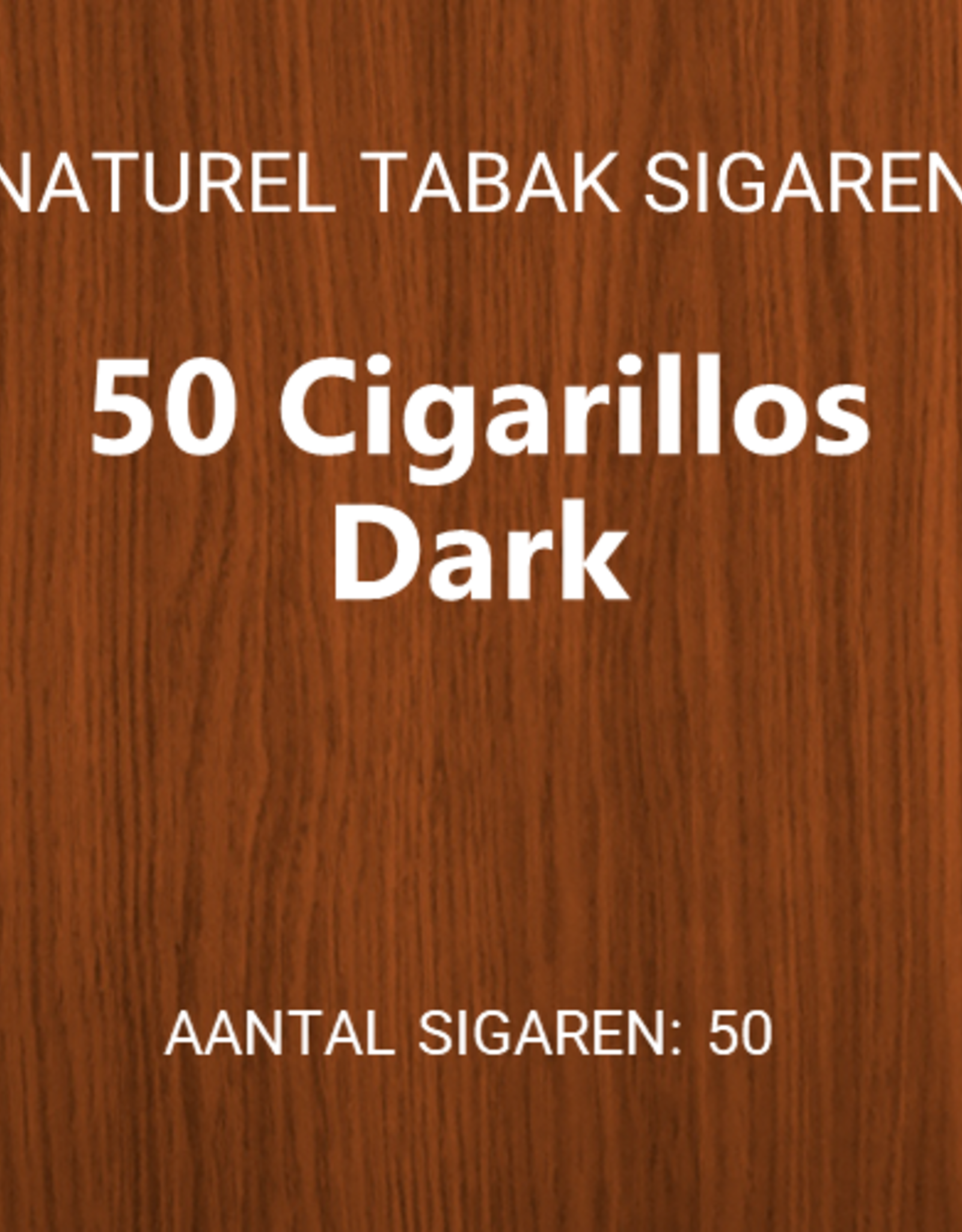 50 Cigarillos Dark