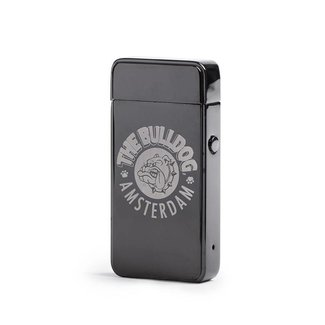 The Bulldog Amsterdam The Bulldog Plazmatic Lighter - Titanium