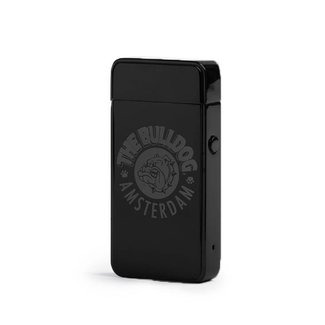 The Bulldog Amsterdam The Bulldog Plazmatic Lighter - Matte Black