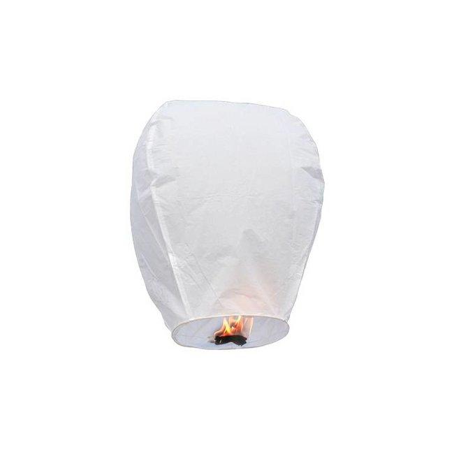 White Sky Lantern