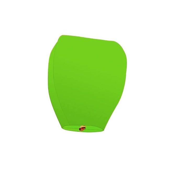 Himmelslaterne Grün