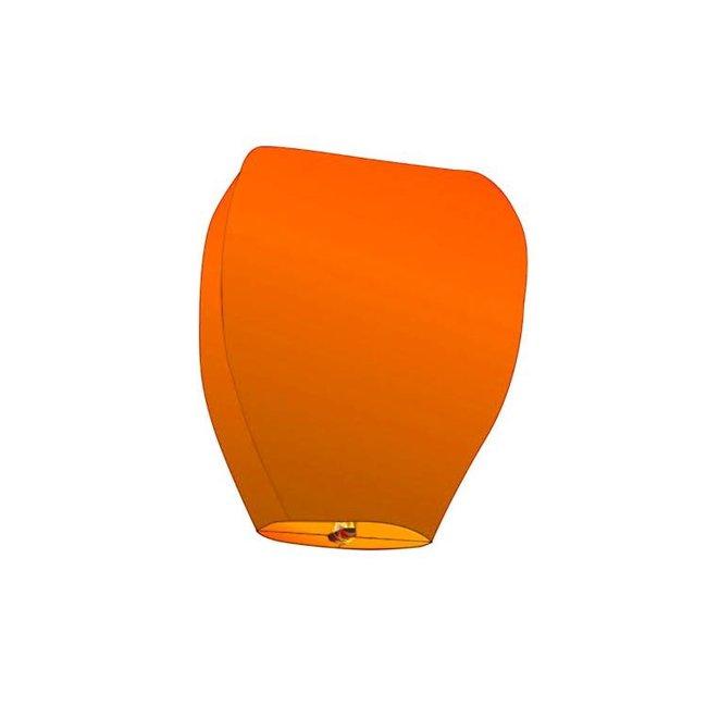Himmelslaterne Orange