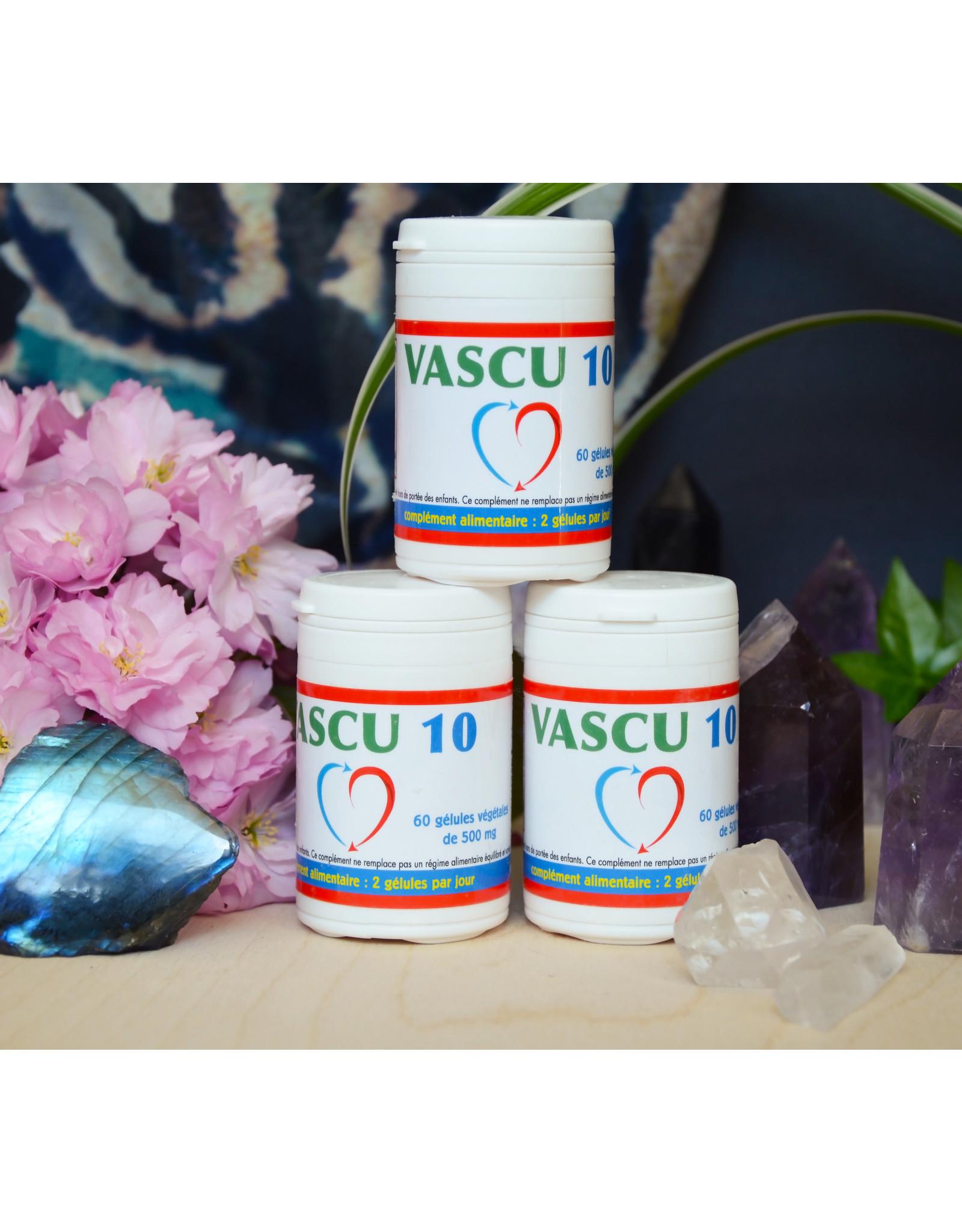 jade recherche Vascu 10 60 capsules