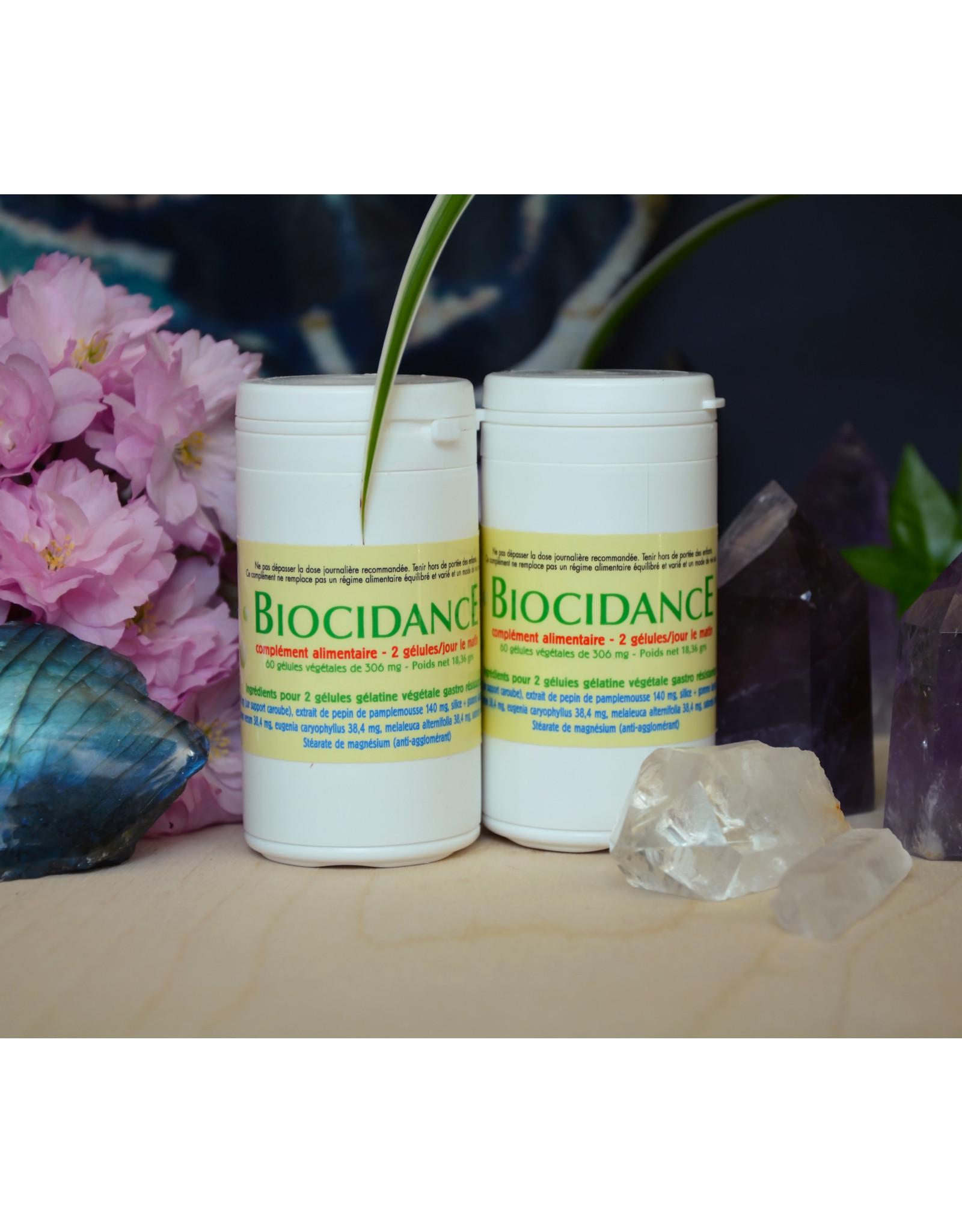 jade recherche Biocidance 60 gel
