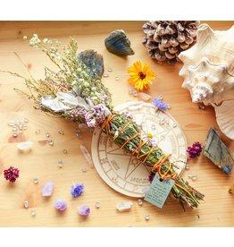 "Mudra Body Care ""Field flowers"" fumigation stick"