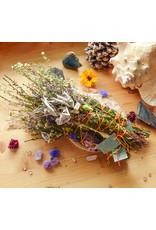 """Mudra Body Care Baton de fumigation """"fleurs des champs"""""""