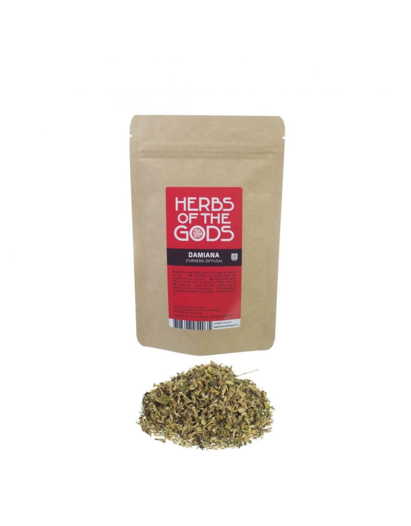 Herb of gods Damiana