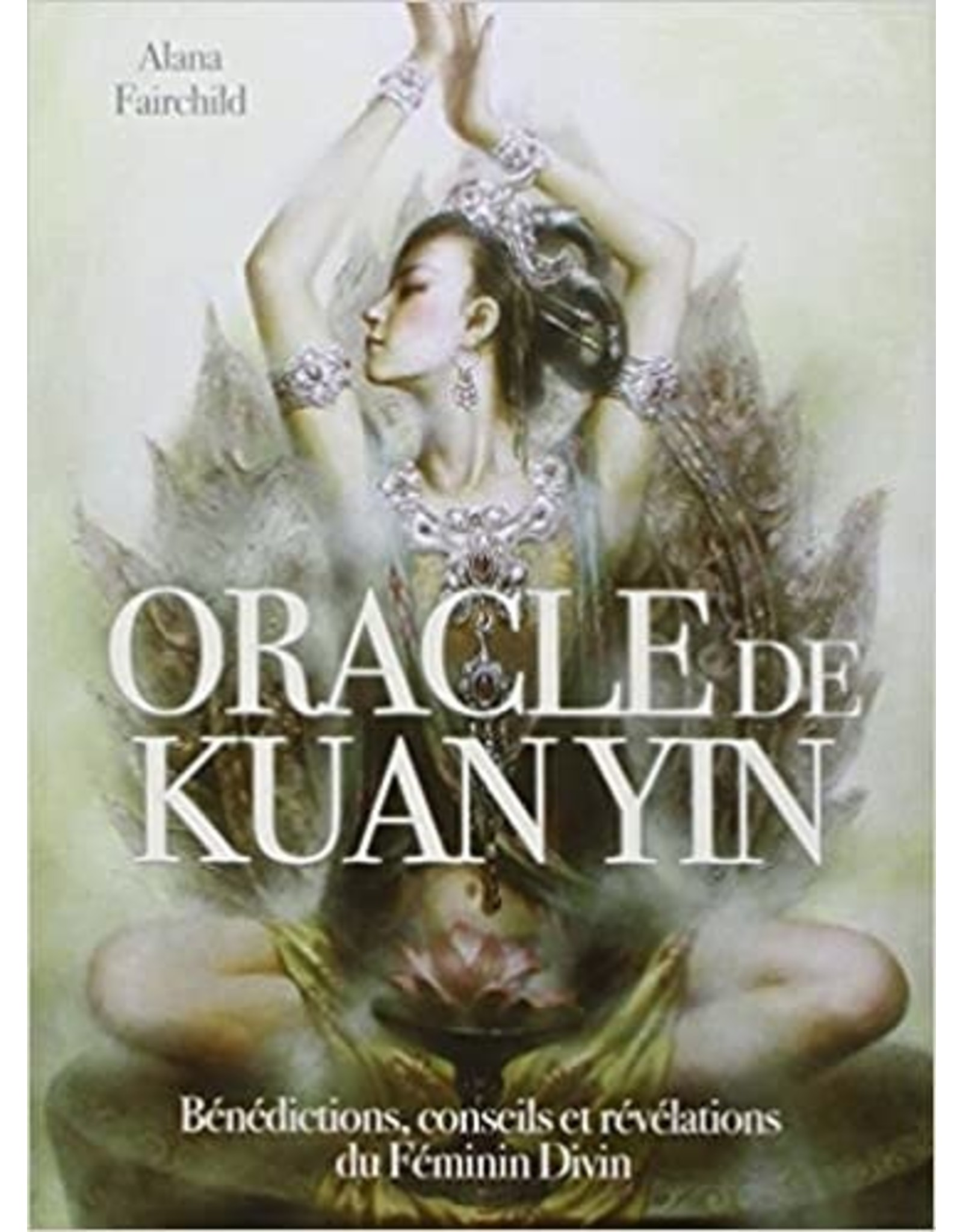 "Oracle  KuanYin ""English version"""