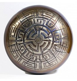 Steel tongue drum 30cm, C Major