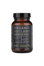 LION'S MANE EXTRACT, Organic – 60 Vegicaps