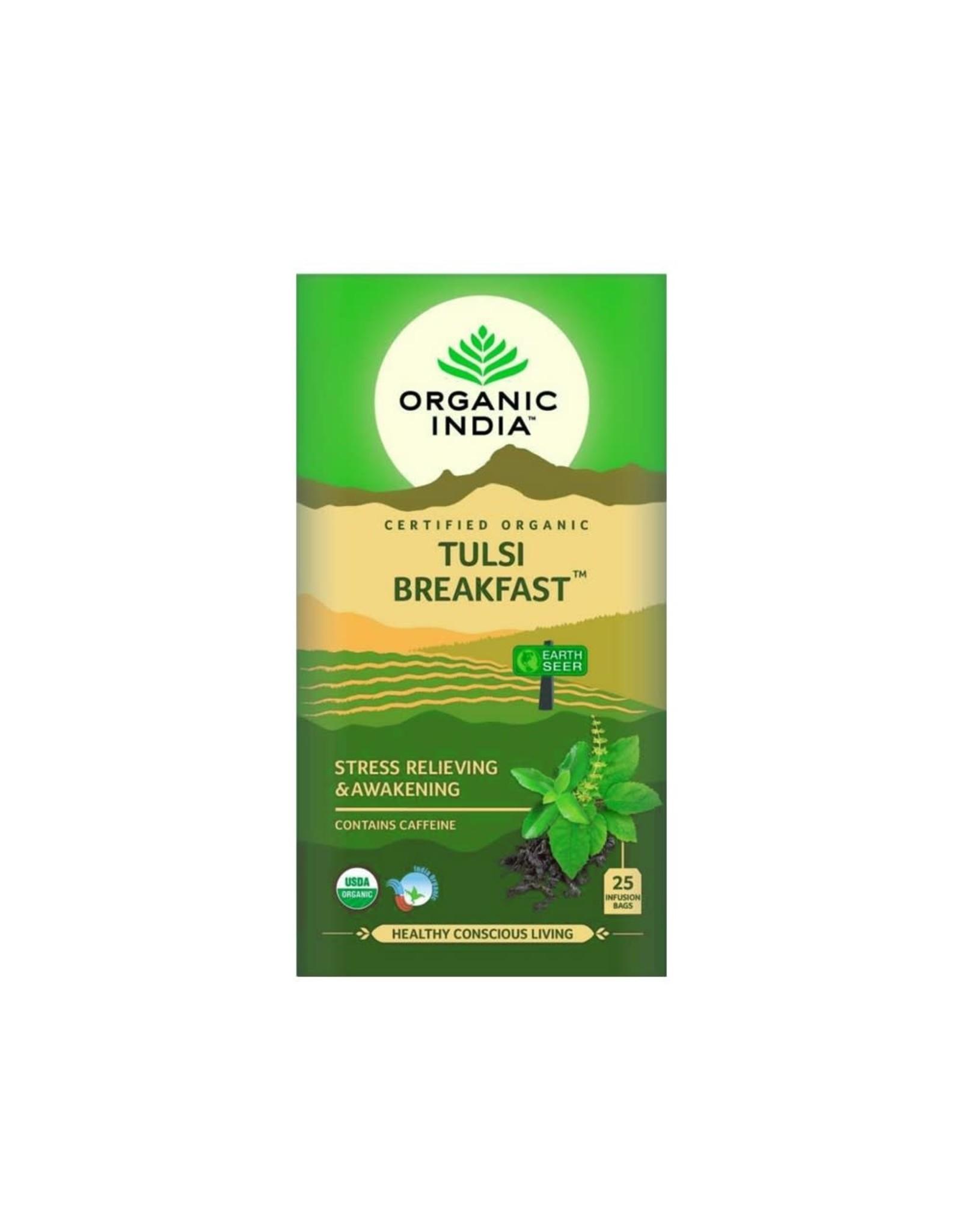 Organic India Tulsi Breakfast