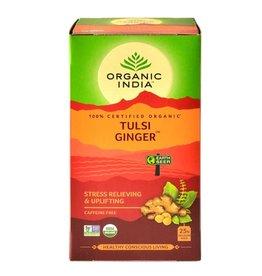 Organic India Tulsi Ginger