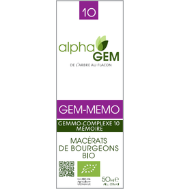Alpha Gem Alpha Gem  MEMO 10 15ml