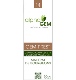 Alpha Gem Alpha Gem -PREST 14 / 50ml