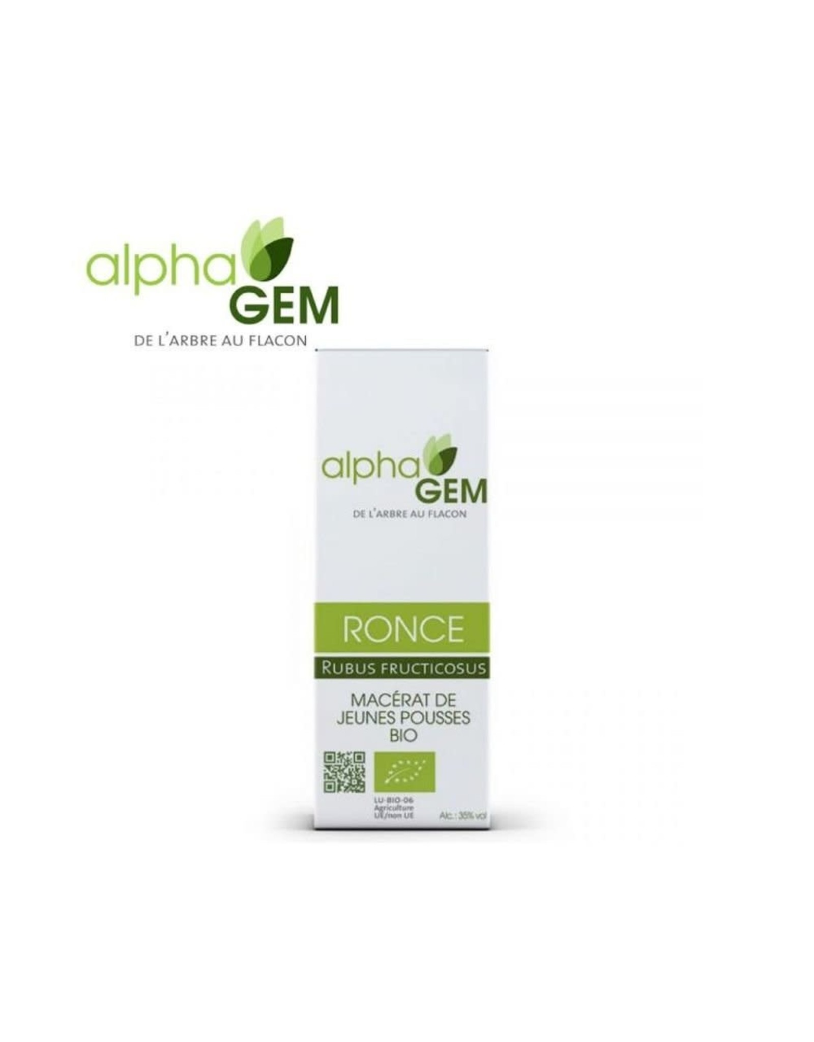 Alpha Gem Alpha Gem Ronce 15ml