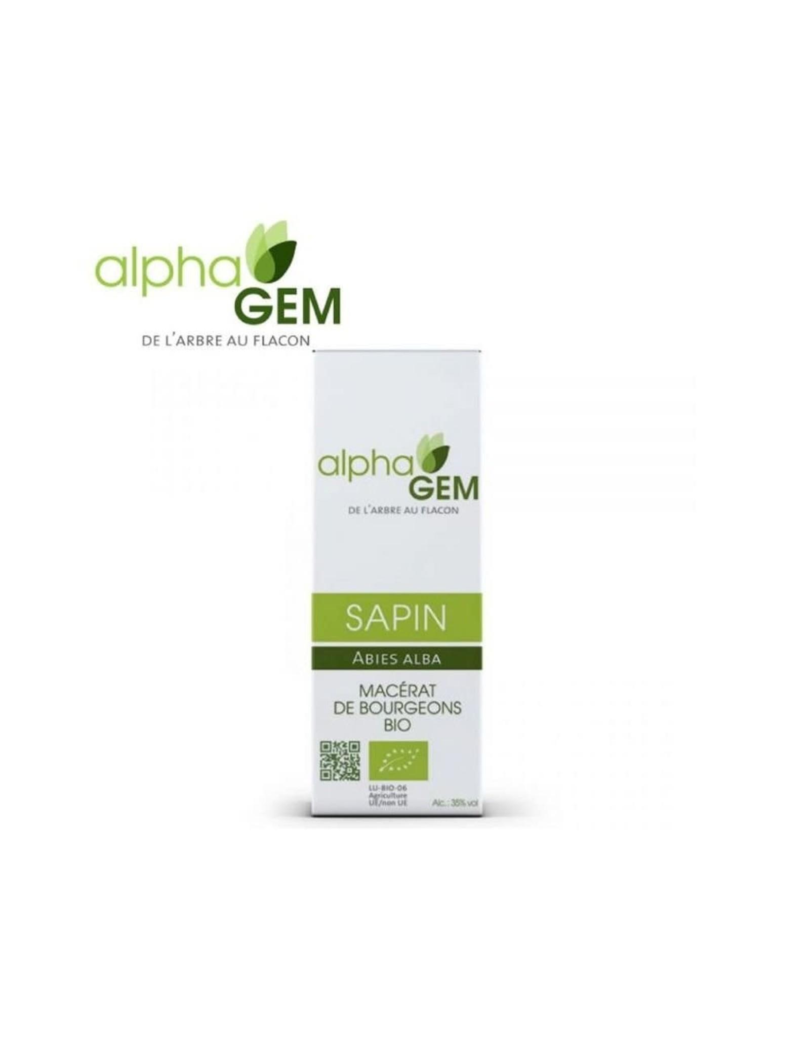 Alpha Gem Alpha Gem Sapin pectine 15ml