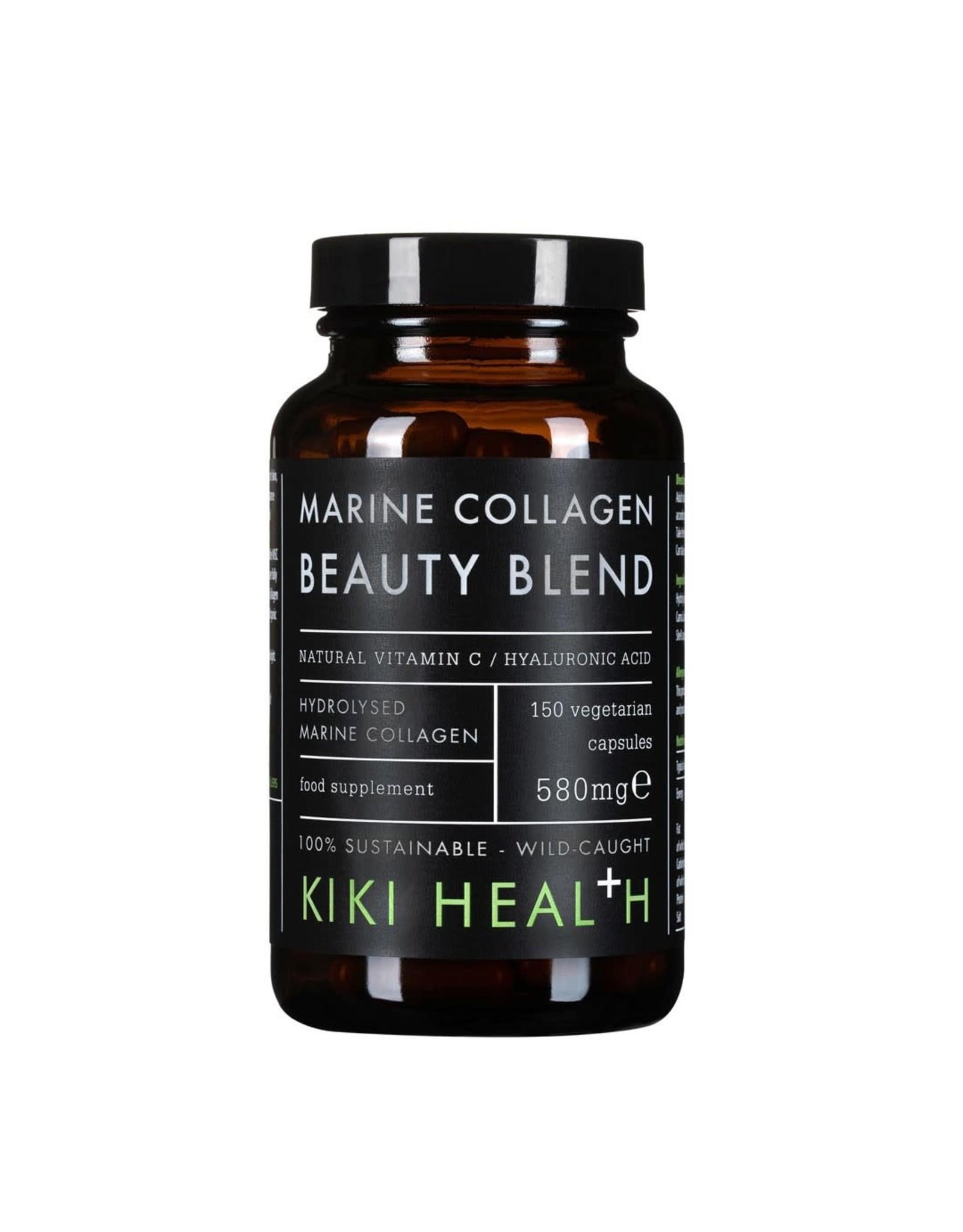 COLLAGEN BEAUTY BLEND, MARINE – 150 VegicapsBeauty blend 150cap