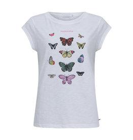 Coster Copenhagen T-shirt Butterfly Coster