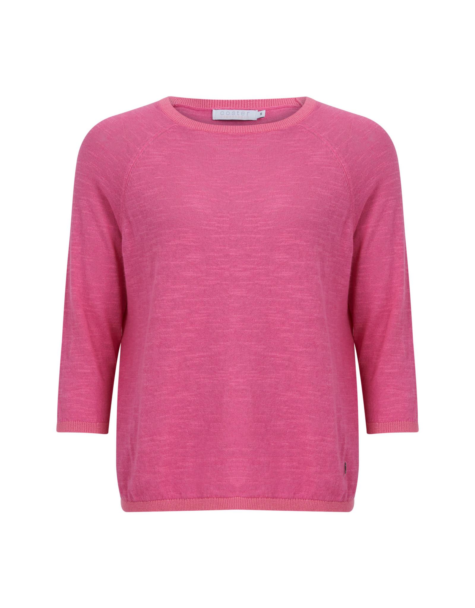 Coster Copenhagen Trui Persian Pink