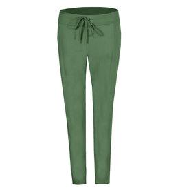 Exxcellent Pantalon Maaike groen Curvy