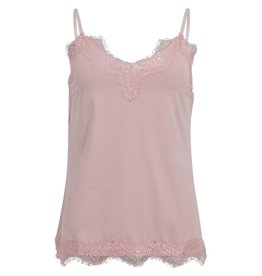 Coster Copenhagen Top Coster Lace Old rose