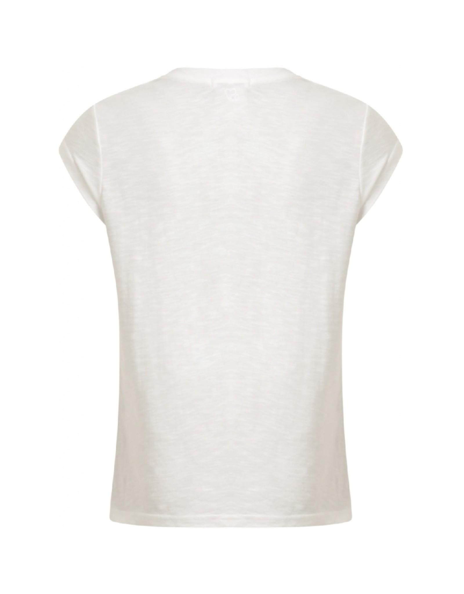 Coster Copenhagen T-shirt CosterV White