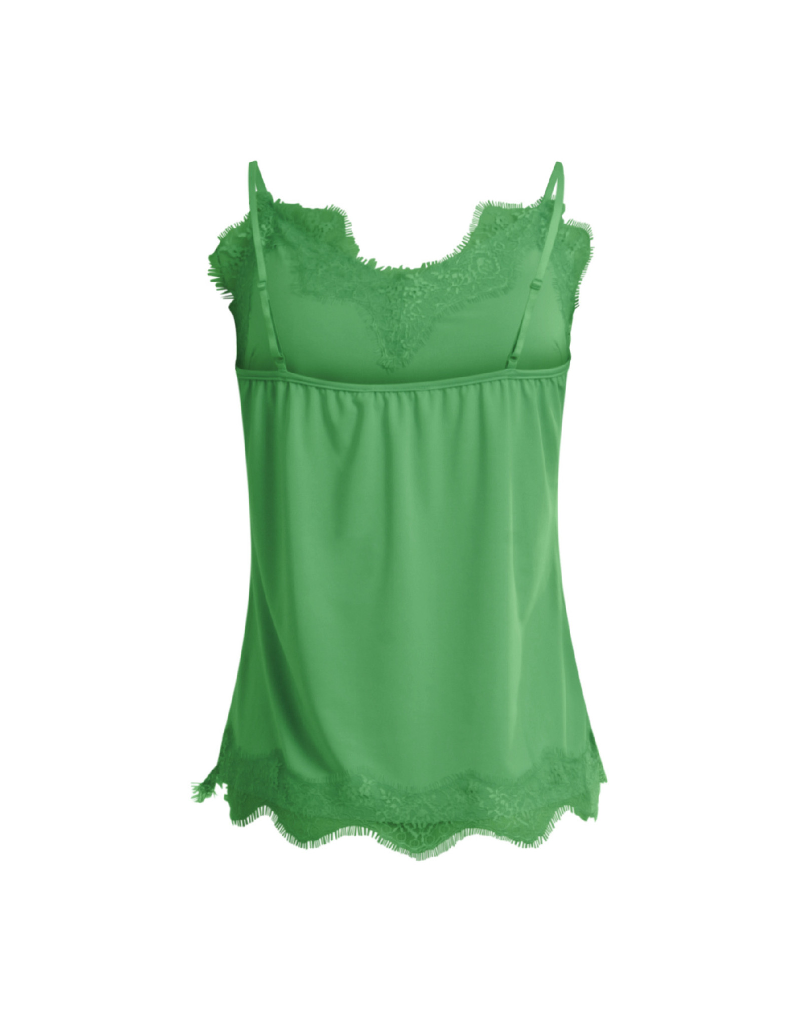 Coster Copenhagen Top Coster Lace green