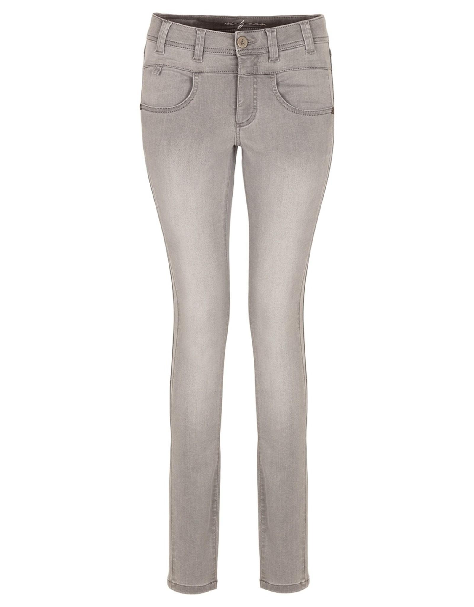 Nickjean Broek Sydney Jeans  grey