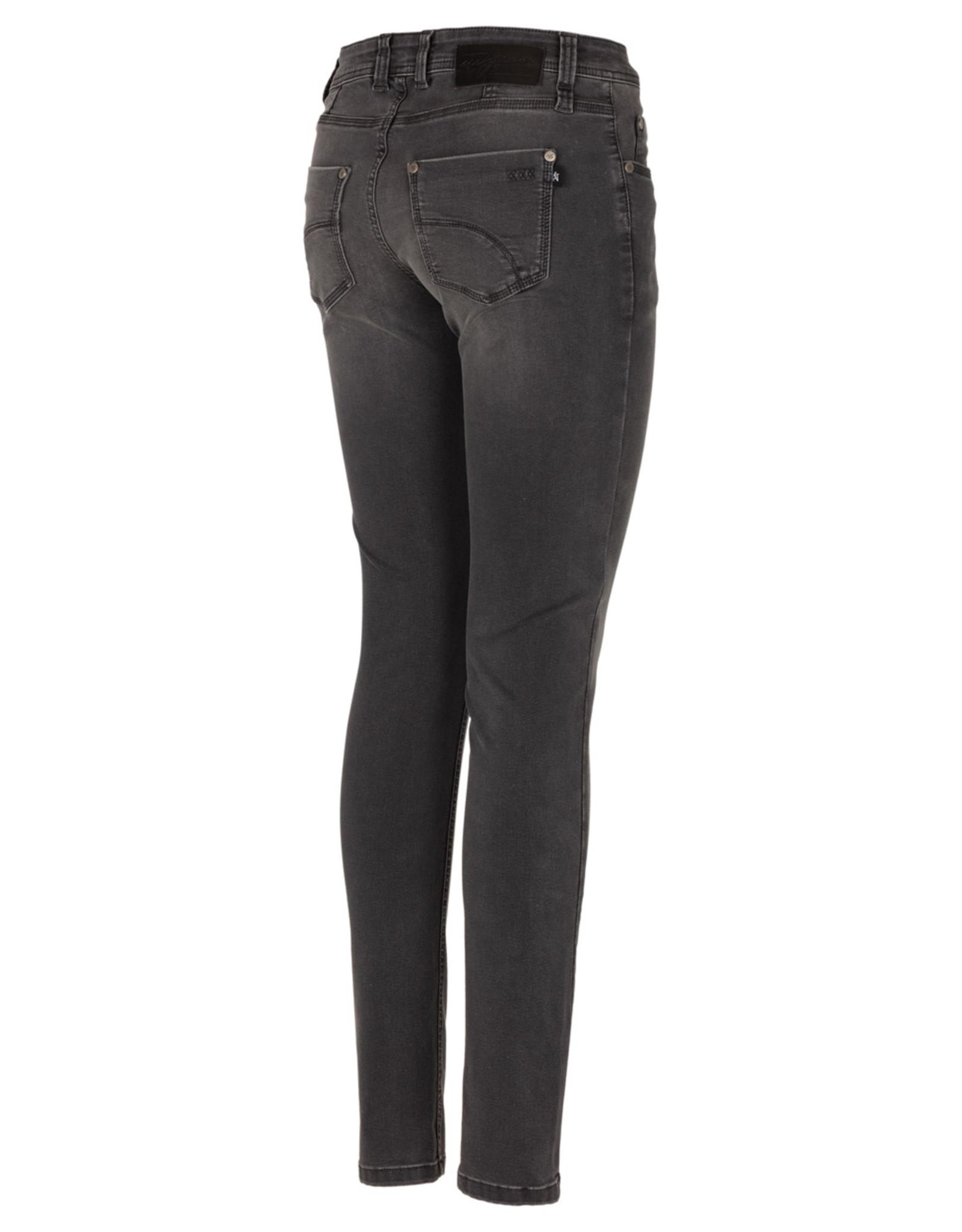 Nickjean Broek Bess jeans Antra