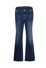 Exxcellent Jeans Puck flared Blue