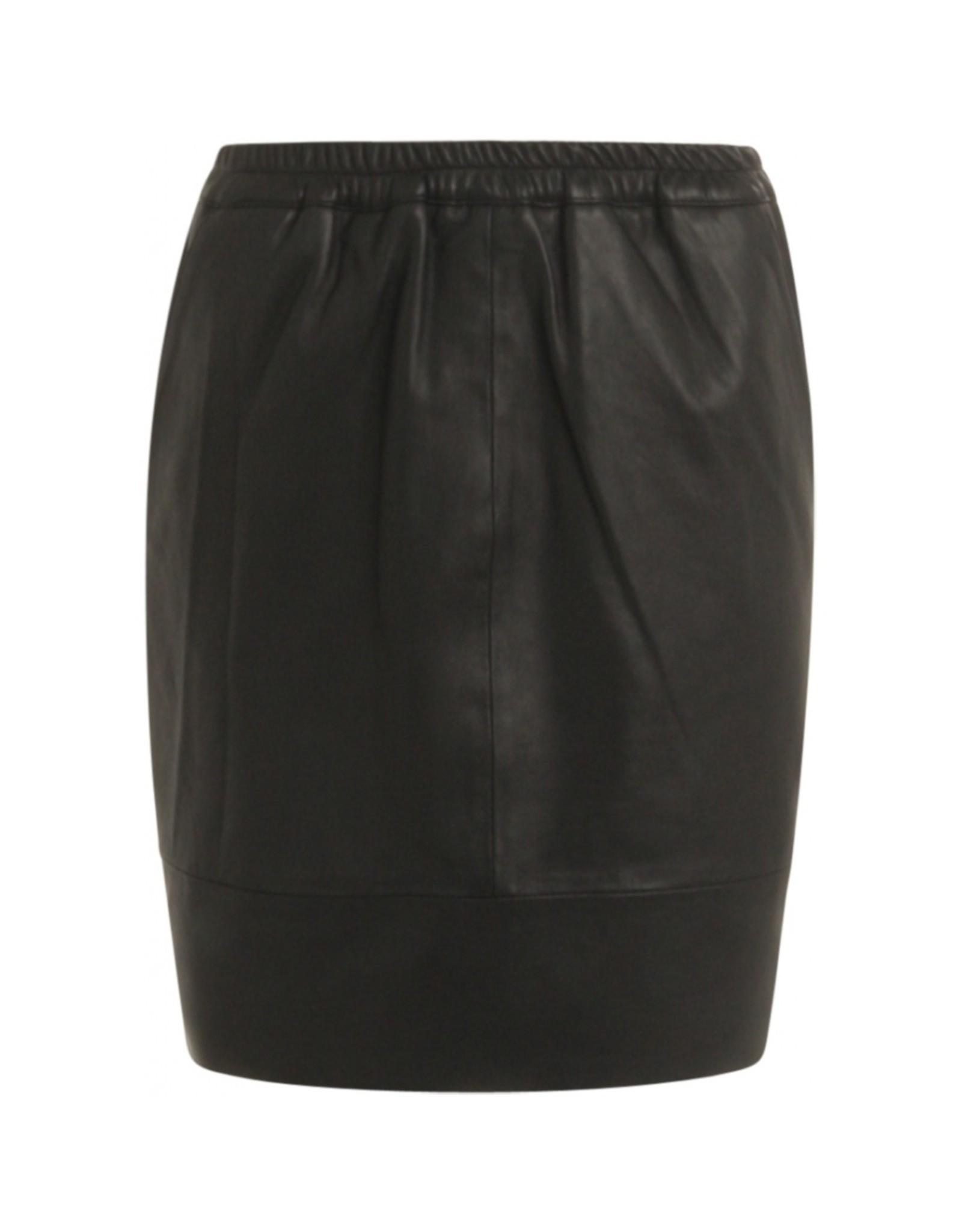 Coster Copenhagen Rok Leather Black